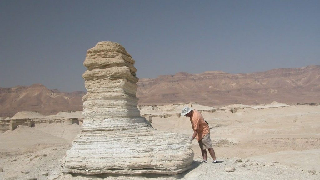 Ziggurat converido en ceniza